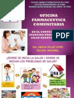 La Ofic Farmaceut Comunitaria Dra a. Villar (1)