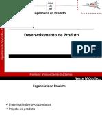 Módulo 2.0 - Desenvolvimento de Produtos