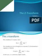 03 the Z-transform