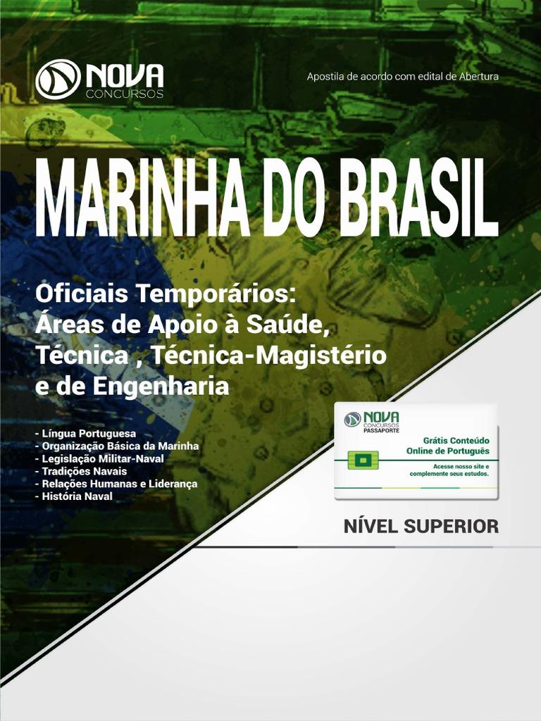 Nb065 - 2017 - Marinha Do Brasil - Oficiais 921a967115446