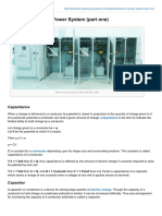 Capacitor Banks in Power System Part One