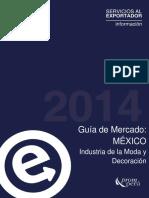 México 2014 Siicex
