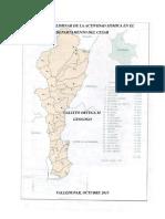 Analisis Sismico en El Departamento Del Cesar