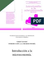 Libro Introducción a La Microeconomía 2018