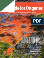 Ciencia y Origenes Liquenes