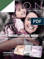 Folheto Avon Cosméticos - 08/2018