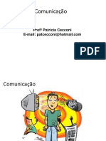 Slides Comunicação