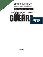 Greene, Robert - las 33 estrategias de la guerra.pdf