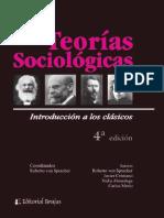 Teorias Sociologicas - Roberto Von Sprecher