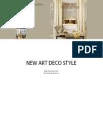 New Art Deco Style
