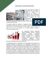 Capacidades Blandas y Cultura Organizacional
