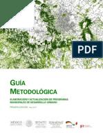 GUIA METODOLOGICA PLAN MUNICIPAL