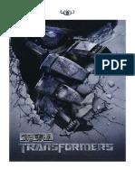 RPG Transformers 2007 Autobots
