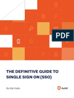 Definitive Guide to Single Sign On
