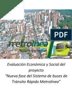 Taller Sistema BRT Metrolinea