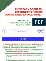 Bases Científicas y Sociales de Las Normas de Protección. Paolo Vecchia. Curso El Escorial