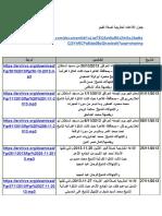إذاعة القرآن الكريم من القاهرة - تسجيلات من الإذاعات الخارجية لصلاة الفجر-2013-2014