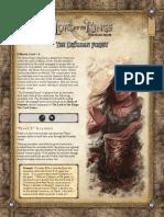 Mec19 the Druadan Forest Rulesheet