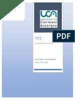 Compte Rendu TP2 CST
