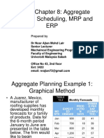 Tutorial Chapter 8 Scheduling, MRP and ERP 2.ppt