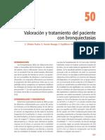 50 Bronquiectasias Neumologia 3 Ed