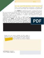 CHP NL 20140421 - Gastronomia