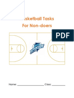 basketball-non-doer-tasks