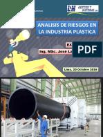 Analisis de Riesgo-Industria Plastica