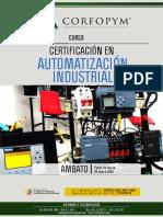 Automatizacion Industrial 02 Febrero