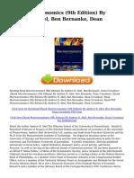 (PDF]Wyw Macroeconomics 9th Edition by Andrew B Abel Ben Bernanke Dean Croushore eBook PDF