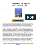 @PDFnmd Political Philosophy the Essential Texts 3rd Edition by Steven M Cahn eBook PDF