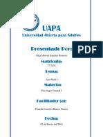 Psicología General I-AUPA-TAREA I (1)