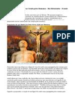 História de Jesus é Farsa Criada Pelos Romanos - Diz Historiador - Fraude Religiosa