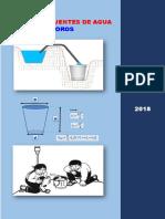 Informe de Fuentes de Agua - Aforos