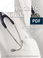 OK WRTK Physicians Guide
