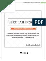 Handbook Week 41