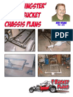 Youngster Free t Bucket Chassis Plans