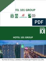 Draft Hotel 101 Group Presentation