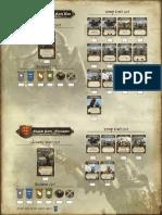 Joa Army List Sample