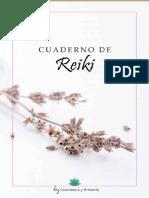 Cuaderno de Reiki 2018