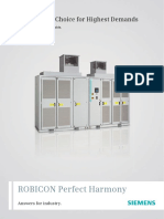 Robicon Harmony