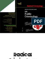Radical Criminology 4 (2014)