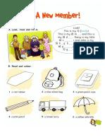 243350407 Set Sail 3 Vocabulary Grammar Practice