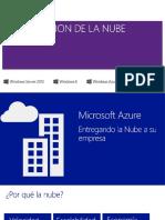 Fundamentos de Microsoft AZUREMod1