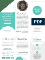 Pearl Mae Brochure