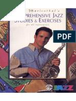 Comprehensive Jazz Studies & Exercises