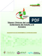 Diagnosticos de Enfermeria e Intervenciones Urinario