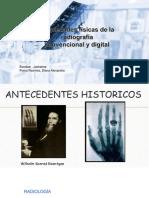 Propiedades Fisicas de La Radiologia Convencional y Digital