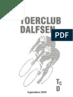 Toerclub Dalfsen september 2010