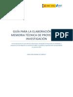 Guia de Elaboracion Memoria Proyecto Investigacion